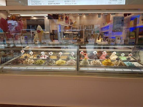 Шарбойц, Германия: Eiscafe Renzo