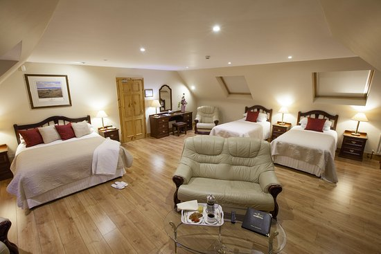Ballybunion, Irland: Room Two Family Suite Image