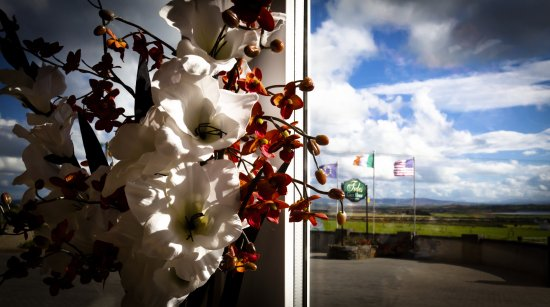 Ballybunion, Irlandia: Dining Room View