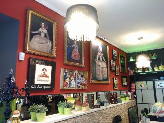 Cafe Las Meninas
