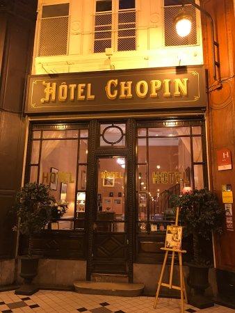 Passage Joffrey Picture Of Hotel Chopin Paris Tripadvisor