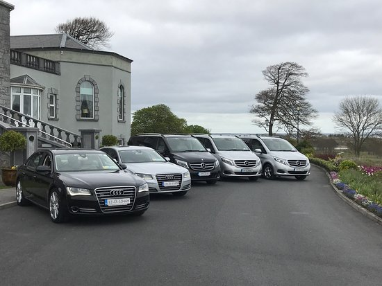 Moycullen, Ierland: Celtic Chauffeur Services