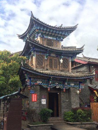 Shuhe Ancient Town: History on the Square