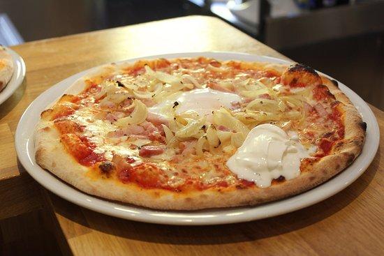 Villejust, France: Pizza paris rome, excellente pizzas