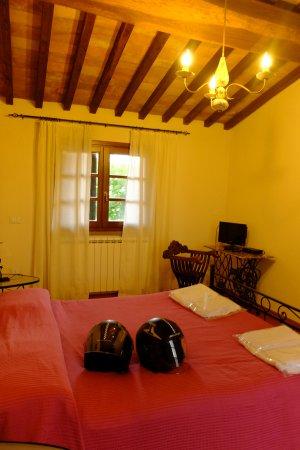 Casciana Terme Lari, إيطاليا: camera matrimoniale