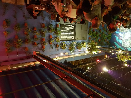 San Fernando, Argentina: El galpón de tacuara