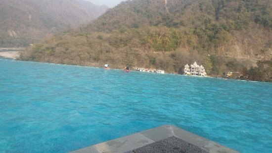 Lovely views of the Ganges