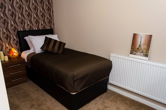 Salford, UK: Single Room