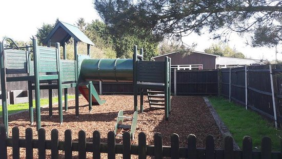 Hollingbourne, UK: Children play area