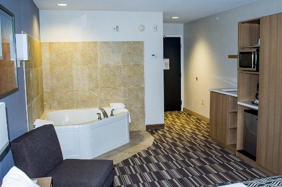 Penn Yan, NY: Jacuzzi Suite
