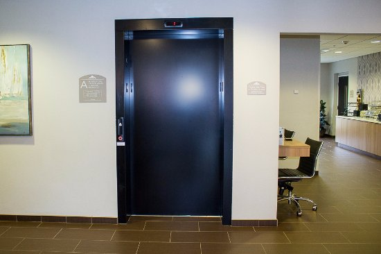 Penn Yan, Nowy Jork: Elevator for guests who can not walk the stairs