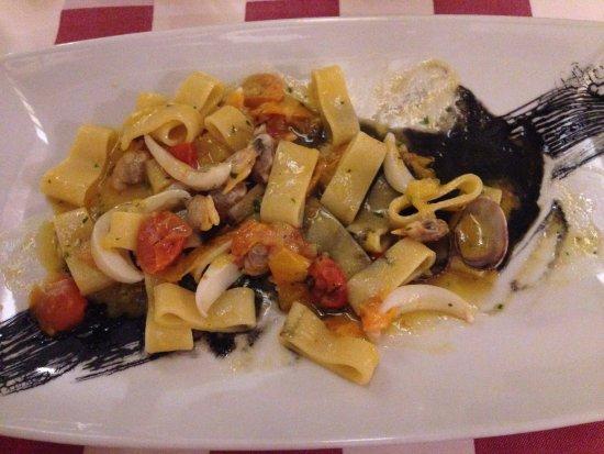 Pizzeria da Ciro: Calamarita