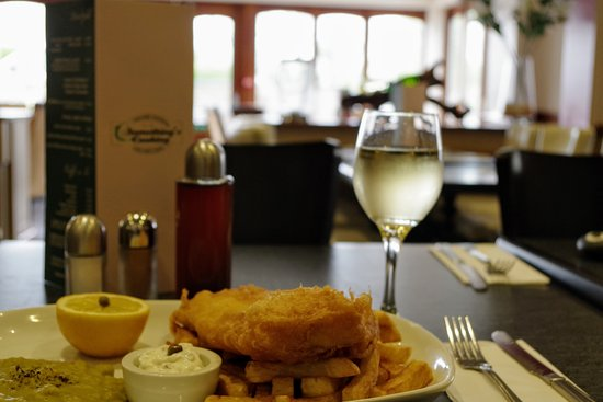 Something's Cooking: The best fish & Chips