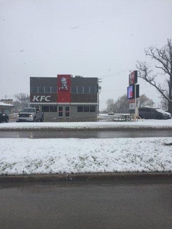 Steinbach, Kanada: New KFC 04/17