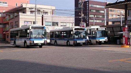 宮崎交通 株式会社, なつかしい形のバス達が現役で活躍中