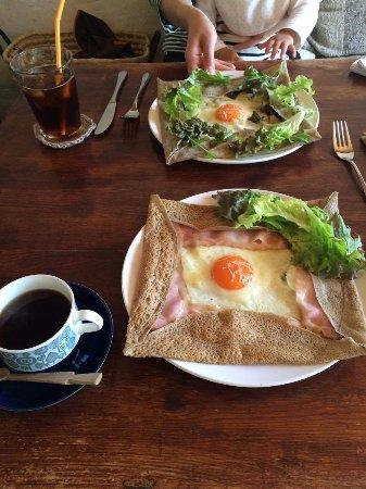 Minano-machi, Japón: おいしいですよ!