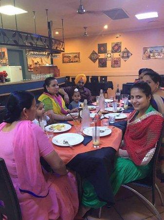 Maryborough, Australien: Indian Diamond Restaurant