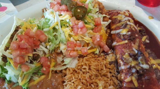 Rockville, MD: Chuy's