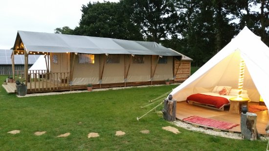 Fantastic gl&ing in the Cotswolds - Review of C&fires and Stars Sibford Ferris - TripAdvisor & Fantastic glamping in the Cotswolds - Review of Campfires and ...