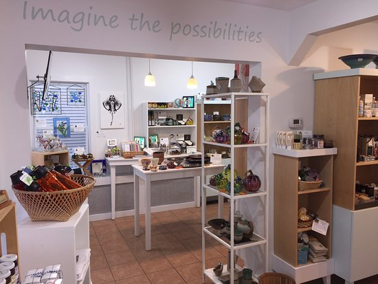 Madison, CT: Creations shopping experience