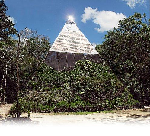 Pirámide del Pensamiento Positivo