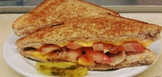 Durham, Canada: Grilled cheese