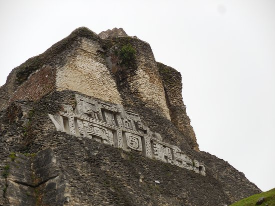 Belize District, Belize: The carvings are impressive