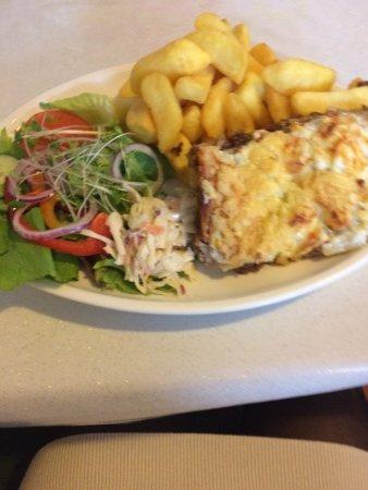 Coedpoeth, UK: Lasagne