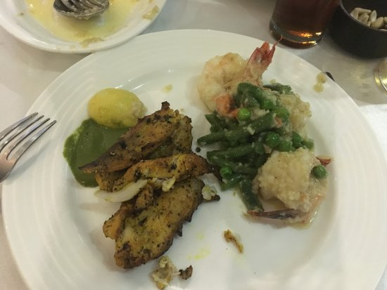 Trishna: Shrimp & Fish