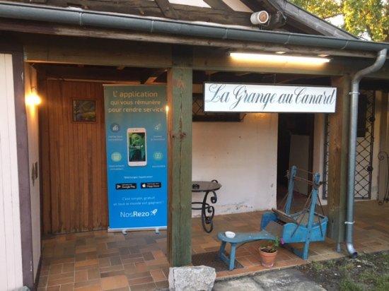 Super Aperorezo au restaurant Le Cabanon à Magescq.