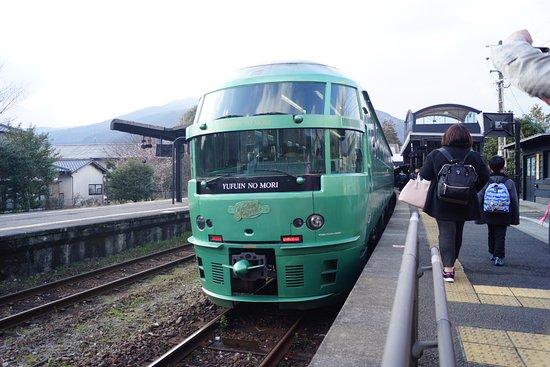 Kyushu-Okinawa, Japan: 列車外表
