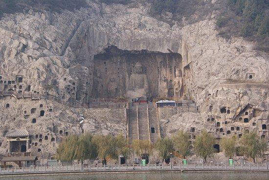 Лоян, Китай: Binyang Cave
