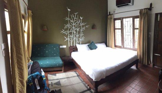 Sauraha, Nepal: Interior de la habitación.