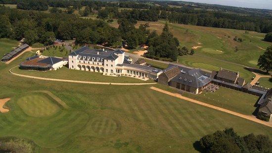 Calne, UK: The Bowood Hotel Spa & Golf Resort