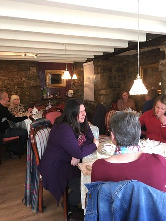 The new Buckingham Tea Room is 'full' just 2 weeks after opening!