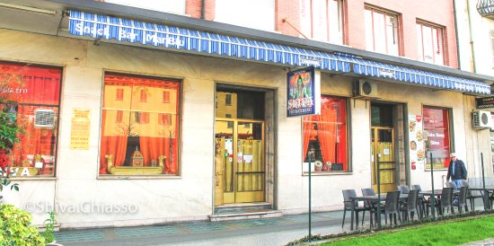 Chiasso, Sveits: The Restaurant outlook