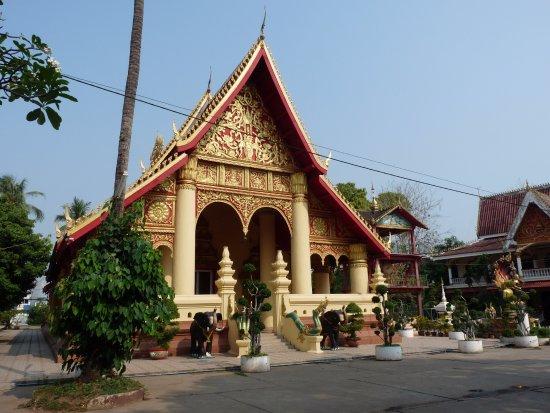 Vientiane, Laos: Wat Chan