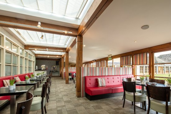 Calne, UK: The Clubhouse Brasserie