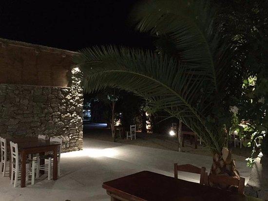 Paraga, Grækenland: Castello Snack Bar