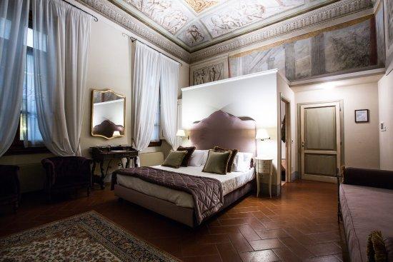 Interior - Picture of Hotel Burchianti, Florence - Tripadvisor