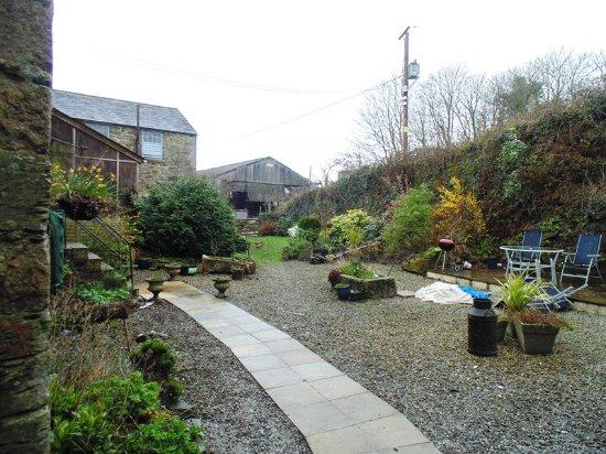 Tavistock, UK: The main entrence