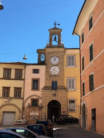 San Severino Marche, Italy: Torre dell'Orologio