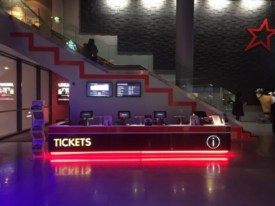 Cineworld Wembley