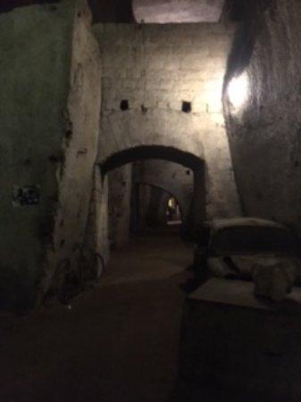 Una Delle Antiche Cisterne Usate Per Il Raccoglimento D Acqua Foto