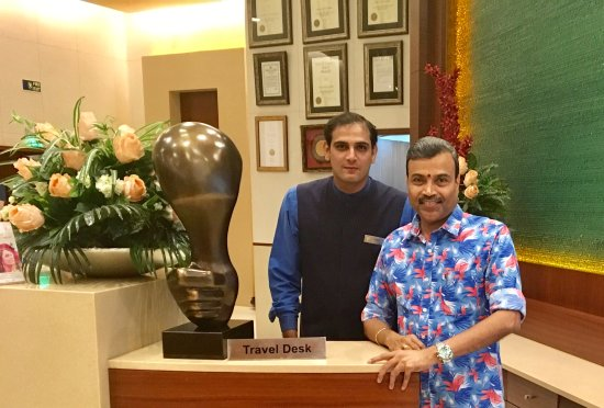 Fortune Select Excalibur: With Tushar (Front Office)