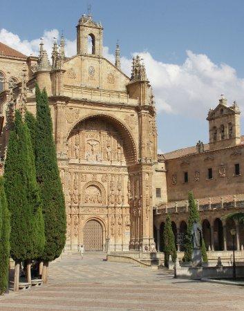 camino - Picture of St. Stephens Convent (Convento de San ...