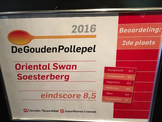 Soesterberg, The Netherlands: AD Gouden Pollepel provincie Utrecht