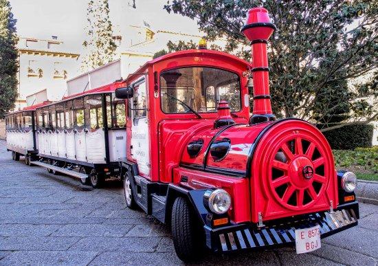 Tren Turístico Salamanca