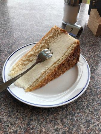 Super Kuchen, leckerer Kaffee