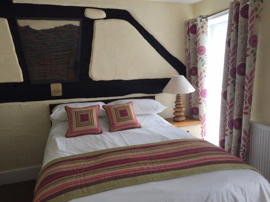 Cleobury Mortimer, UK: Double Room